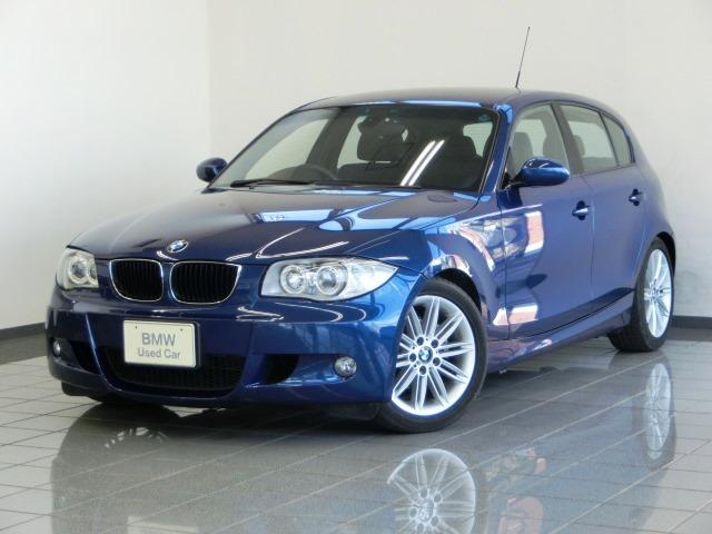 BMW 1シリーズ 118i Msport ETC車載器 (車検整備付)