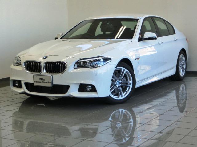 BMW 5シリーズ 523d Mスポーツ レーンチェンジウォーニン...
