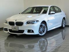BMW523d Mスポーツ レーンチェンジウォーニング