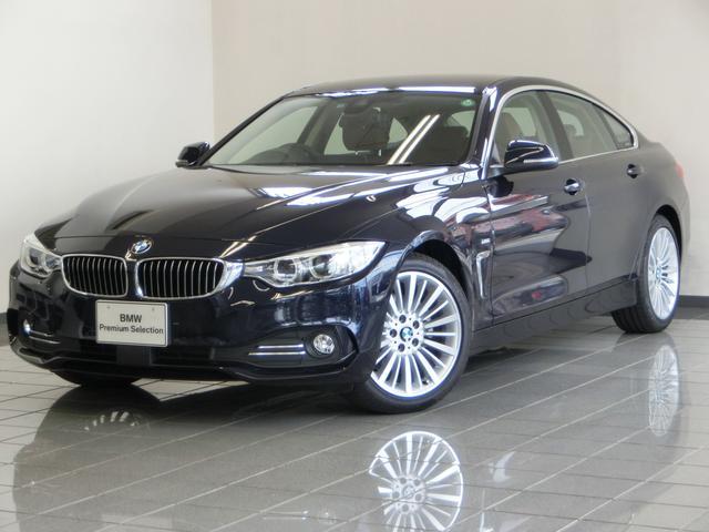BMW 420iグランクーペ ラグジュアリー レーンチェンジW