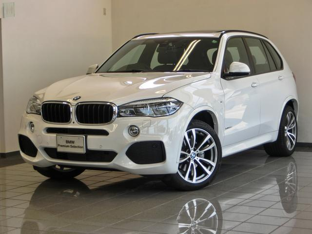 BMW xDrive 35d Mスポーツ ガラスサンルーフ 地デジ