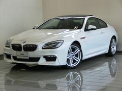 BMW640iクーペ Mスポーツ シナモンブラウンレザーシート