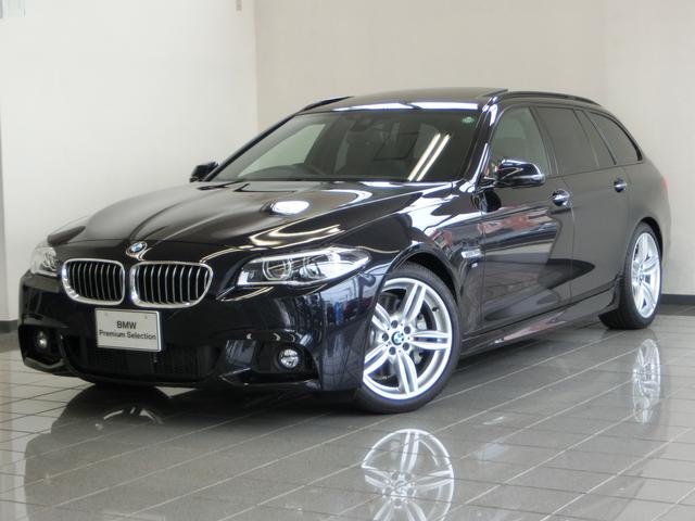 BMW 5シリーズ 535iツーリング Mスポーツ ALEDヘッド...