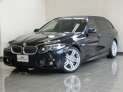BMW535iツーリング Mスポーツ ALEDヘッドライト