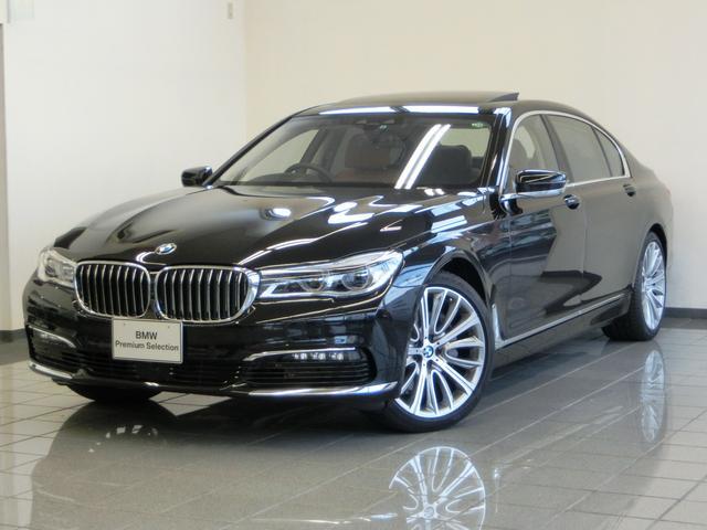BMW 7シリーズ 740Li プ...