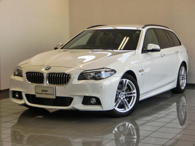 BMW 5シリーズ 523dツーリング Mスポーツ アクティブクル...