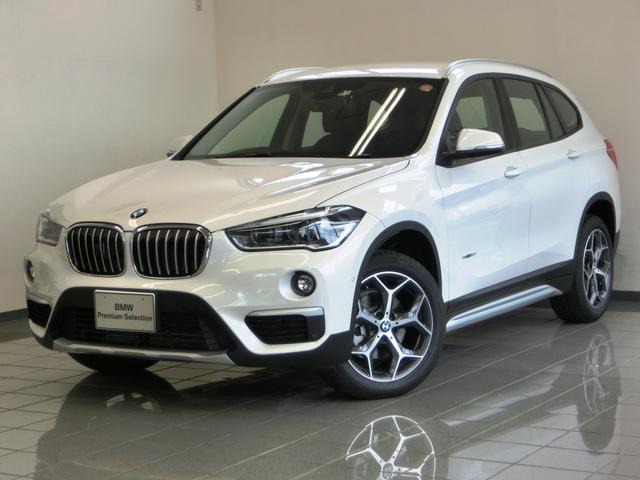 BMW X1 sDrive 18i xライン ダコタレザーモカ A...