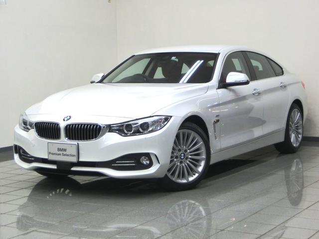 BMW 4シリーズ 420iグランクーペ ラグジュアリー サドルブ...