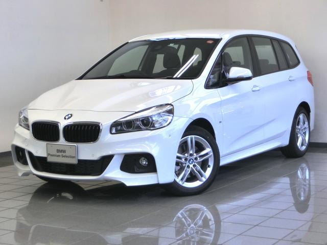 BMW 2シリーズ 218dグランツアラー Mスポーツ コンフォー...