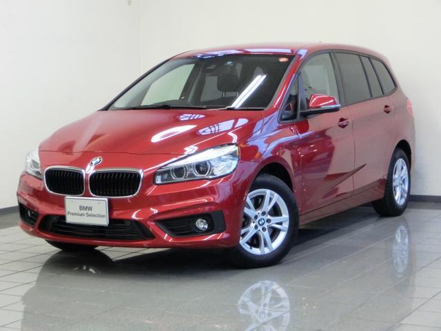 BMW 2シリーズ 218iグランツアラー プラスPkg Aパーキ...