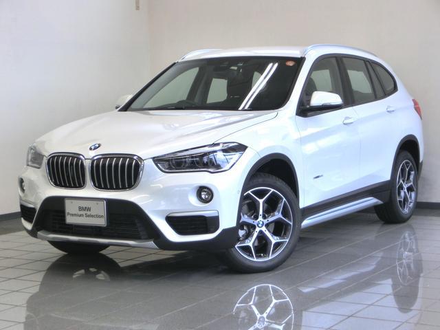 BMW X1 sDrive 18ixライン コンフォートPkg D...