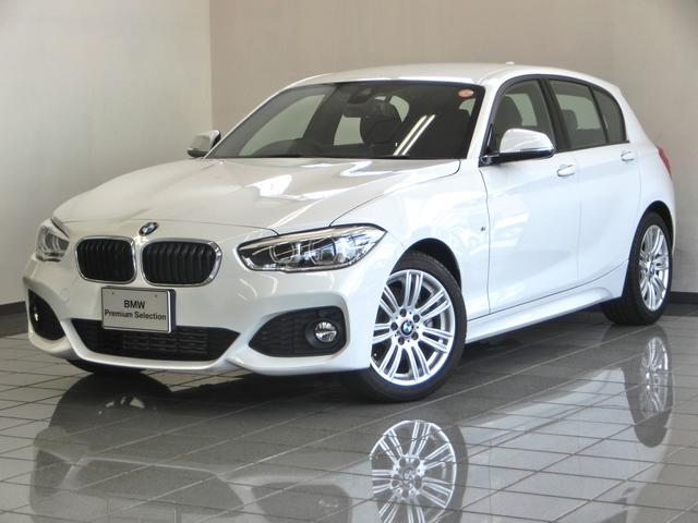 BMW 118d Mスポーツ パーキングサポートPkg Dアシスト
