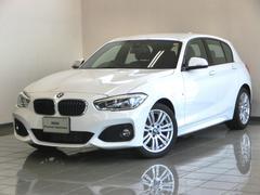 BMW118d Mスポーツ パーキングサポートPkg Dアシスト