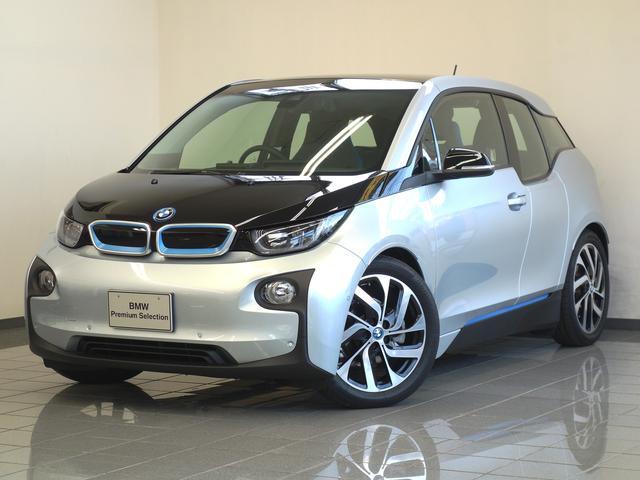 i3(BMW)レンジ・エクステンダー装備車 中古車画像
