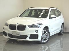 BMW X1xDrive 18d Mスポーツハイラインパッケージ ACC