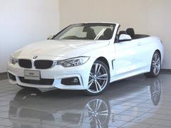 BMW435iカブリオレ Mスポーツ ブラックレザーシート 地デジ