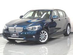 BMW116i スタイル HDDナビゲーションシステム ETC