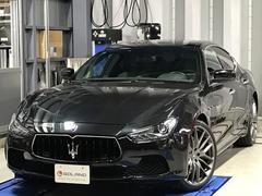 マセラティ ギブリS D車左ハンドル サンルーフ OP21AW スカイフック