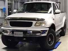 フォード F−250テキサスエディション リフトアップ ベージュレザー 17AW