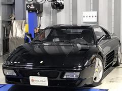 フェラーリ 348tb ヨーロッパ新並 キダスペシャル 七宝焼き GTBルック