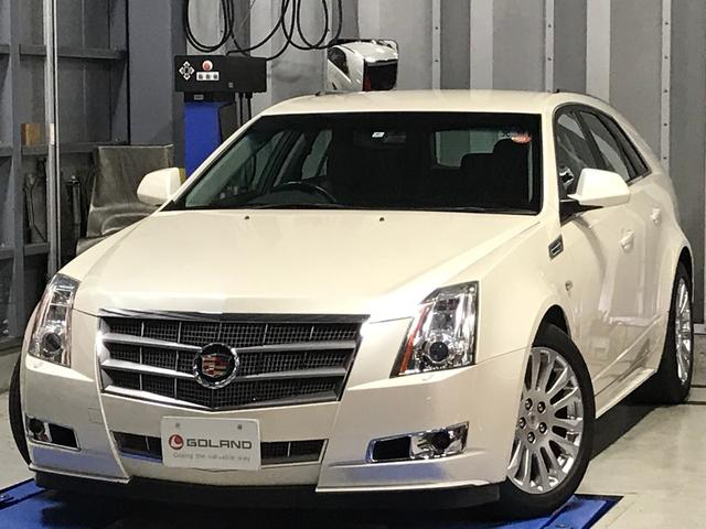 Beautiful Photo Of CADILLAC CADILLAC CTS SPORT WAGON 3.0 PREMIUM / Used CADILLAC