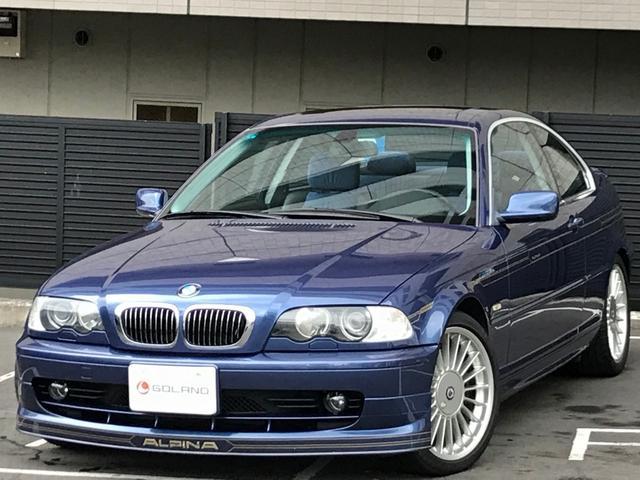 BMWアルピナ B3 3.3クーペ D車左ハンドル Sトロニック 純正18AW