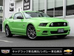 フォード マスタングV8 GTパフォーマンスパッケージ