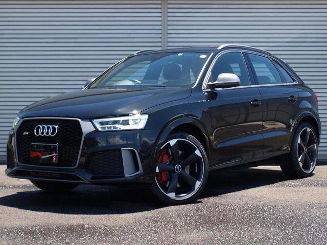 Audi Rs Q3 Performance Base Grade 2017 Black M 4300 Km