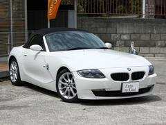 BMW Z4ロードスター2.5i 革 HDDナビ 新品ランフラットタイヤ