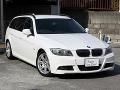 BMW325iツーリング Mスポーツパッケージ 初度登録12月
