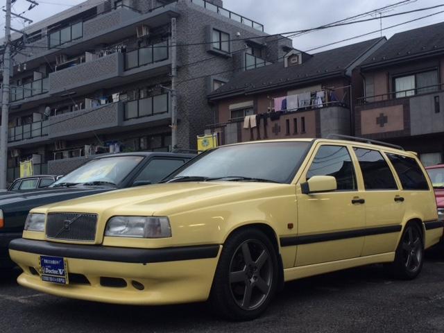 ボルボ 850エステート 850T−5Rエステート 当店買取車輌 ...