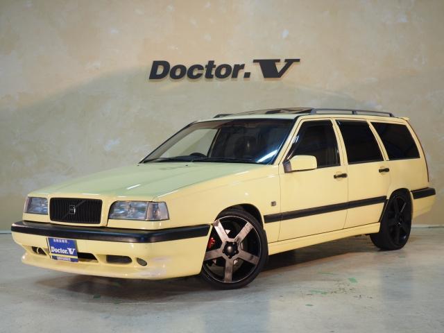 ボルボ 850T-5Rエステート 世界5000台限定車