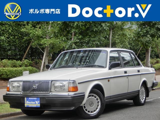 ボルボ GL ブラック本革 当店直買取車輌 純正カラー