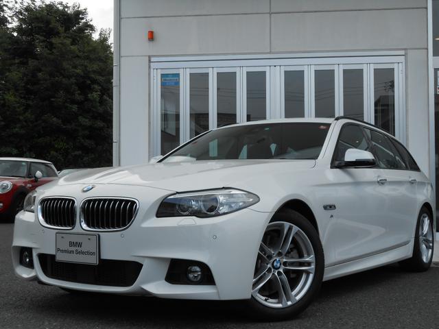BMW 5シリーズ 523iツーリングMスポーツ ACC Wパネル...