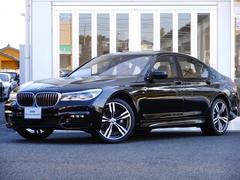 BMW750i Mスポーツ 20インチアルミ グレーウッド GSR