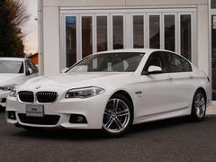BMW523Mスポーツ Rカメラ 地デジ 革 衝突軽減車線逸脱警告
