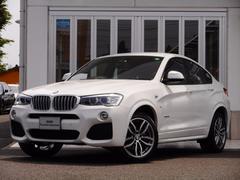 BMW X4xDrive 28i Mスポーツ クルコン 19AW ETC