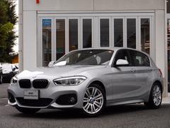 BMW118i Mスポーツ ナビ クルコン ETC 17AW