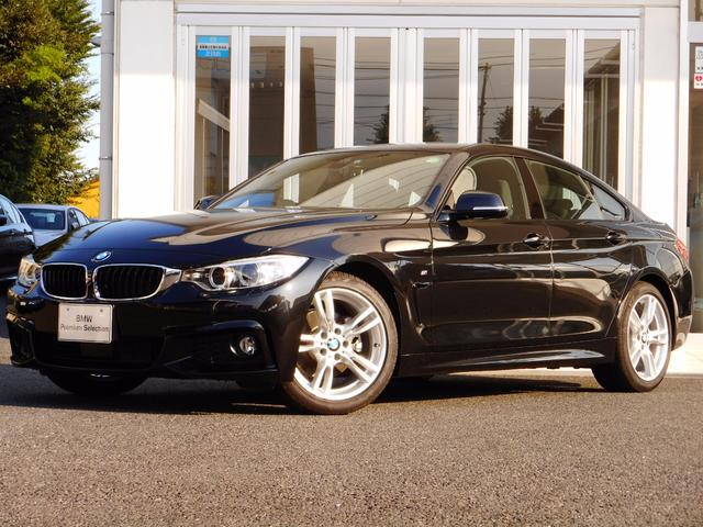 BMW 420iグランクーペ Mスポーツ ACC ナビRカメラ