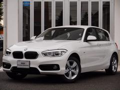 BMW118d スポーツ クルコン ナビRカメラ LED ETC