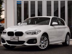 BMW118d Mスポーツ クルコン ナビRカメラ LED ETC