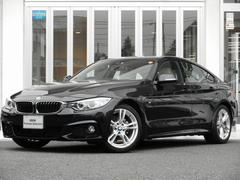 BMW420iグランクーペ Mスポーツ ACC ナビRカメラ
