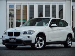 BMW X1sDrive 20i HDDナビ ETC キセノン