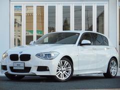 BMW116i Mスポーツ ナビ 社外Rカメラ ETC