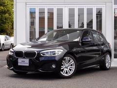 BMW118d Mスポーツ ナビ LEDライト ETC 17AW