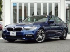 BMW523d Mスポーツ デビューP ACC ナビRカメラ