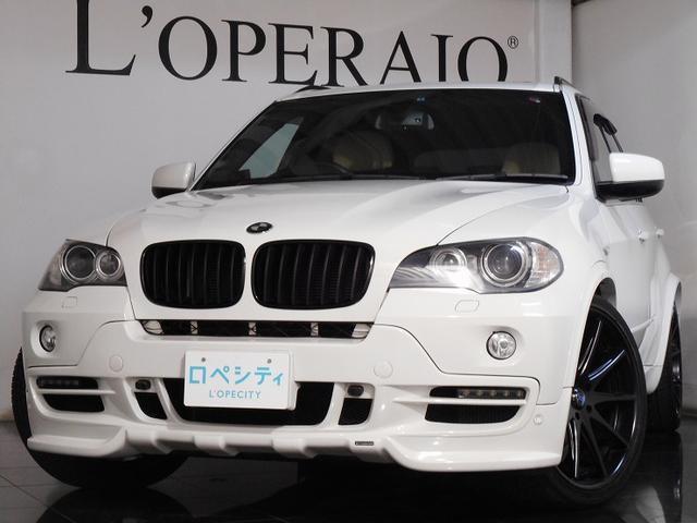 BMW X5 4.8i Mスポーツ...