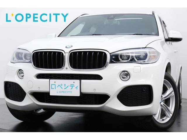 BMW xDrive 35i Mスポーツ サンルーフ クルコン