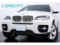 BMW X6アクティブハイブリッドX6 ブラウンレザー 後席シートヒータ
