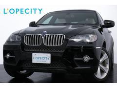 BMW X6xDrive 50i白革 クルコン Bモニター 前後Pセンサ